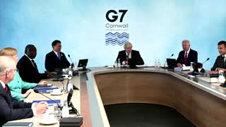 RUMBLE/ G7 China Rivals infrastructure plan