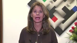 Vicepresidenta Colombia dice que Venezuela es amenaza para seguridad regional