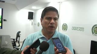José Carlos Puello, secretario del Interior de Cartagena.