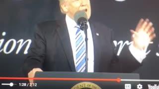 Trump Speech Clips
