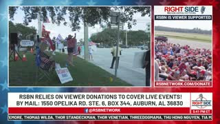 Rally for Governor Ron DeSantis in West Palm Beach, FL 4-23-21