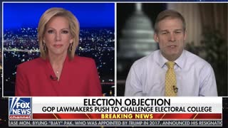 Rep. Jim Jordan - Fox News @ Night 1/4/2021