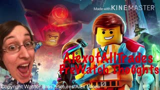 The LEGO Movie Review Movie Monday
