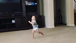 kids try to escape from their dad