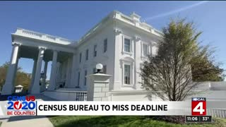 Census to Miss Deadline - Threatening Exclusion of Illegal Aliens From Apportionment