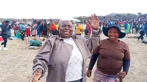 Diamond Rush in Ladysmith by Doctor Ngcobo