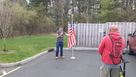 Sons of Liberty's 1st Annual Paul Revere Bicycle Ride 4/17/2021