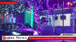 Six Flags Holiday in the Park 2020