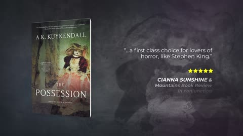 The Possession by A.K. Kuykendall - Book Trailer