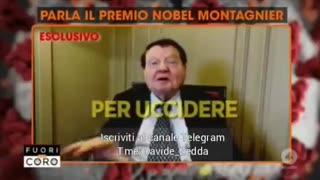 """Luc Montagnier: """"Non sono contrario ai vaccini"""""""