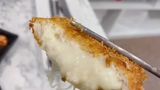 Cheese meat