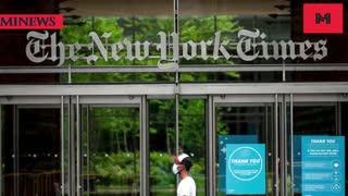 Trump sues NYT, Mary Trump over story on tax history