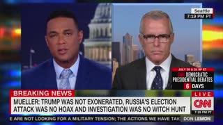 McCabe praises Mueller's performance