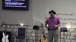 Contend for the Faith Part 1