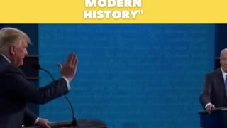 """""""Abraham Lincoln here is one of the most racist presidents we've had in modern history,"""" Joe Biden"""
