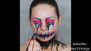 Crazy makeup styles