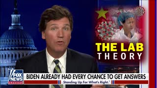 Tucker Carlson EVISCERATES the Media For Covering Up Wuhan Lab Theory