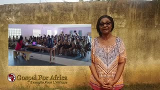 Answered Prayer For Gagnoa Youth Ministry - Gospel For Africa