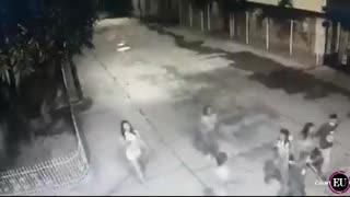 Video Víctimas de la tragedia en Gaira antes del accidente