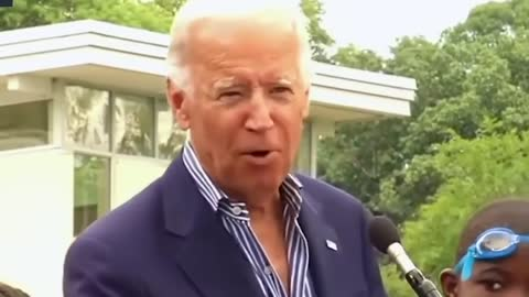 The Joe Biden's comedy show !!!!!!