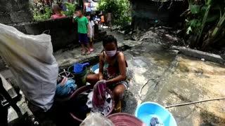 """La pandemia genera un """"baby boom"""" en Filipinas"""
