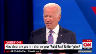 """Biden: """"There's A Lot That People Don't Understand"""" About His Multi-Trillion-Dollar Bill"""