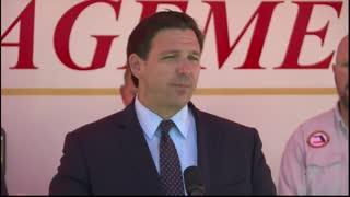 Governor Ron DeSantis Announces Expanded Monoclonal Antibody Access in Florida