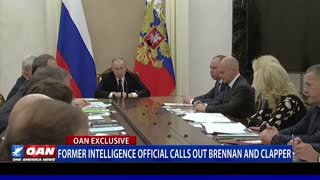 Fmr. Intelligence Agency official calls out Brennan and Clapper