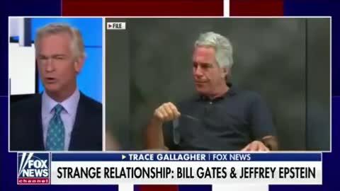 Bill Gates & Epstein are BFF?
