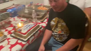 Justin's Belated Birthday Party