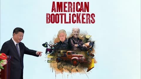 Sunday with Charles – American Bootlickers