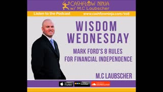 M.C. Laubscher Shares Mark Ford's 8 Rules For Financial Independence