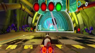 Crash Team Racing Nitro Fueled - Roo's Tubes Ring Rally Gameplay