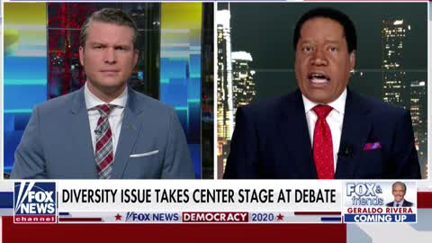 Lack Of Diversity Is An Issue At Democratic Debate