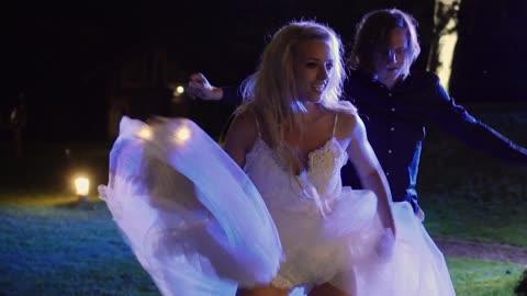 Newlyweds Awe Guests With 'Despacito' Wedding Dance