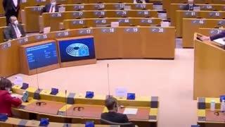 French Parliament Issuing Condemnation Toward Joe Biden