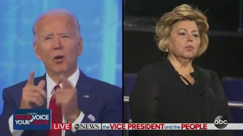Biden Says Police Should Just Shoot Attackers in the Leg to Stop Them so They Don't Die