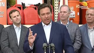Ron DeSantis BLASTS Taxpayer Funded Critical Race Theory In Schools