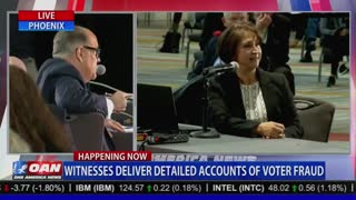 Arizona Election Official Makes Earth-Shattering Claim About Thousands of Duplicate Ballots