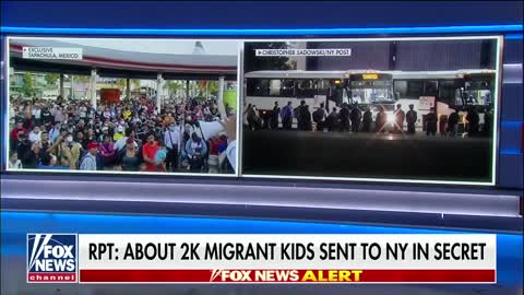Fox: 'Thousands of Migrants in a Brand New Caravan…Forcing Their Way Through' to U.S.