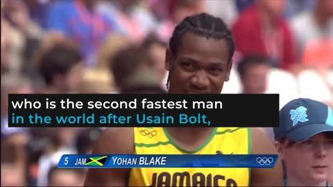 Meet Yohan Blake, world's second fastest runner and strong Christian