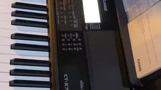 Music playing around