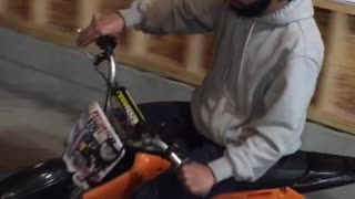 Wheelie Bottle Opener