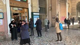 Con Italia a la cabeza, los países europeos toman medidas contra el coronavirus