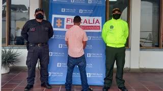 La sangre de la víctima en una chaqueta, delató a un presunto homicida en Santander