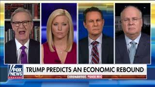 Karl Rove: Trump's reelection hinges on how he handles coronavirus crisis