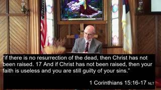 Thinking About Jesus Resurrection
