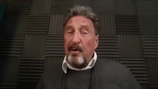 John Mcafee Last Words before Suicide in Spanish Prison