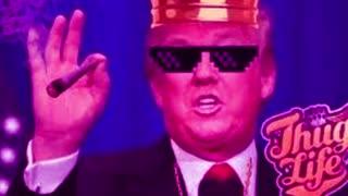 Donald trump fun