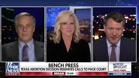 Mike Davis talks Biden's attack on the Supreme Court with Shannon Bream on Fox News